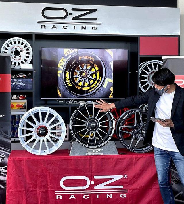 画像1: OZレーシング 2021年新作ホイール発表