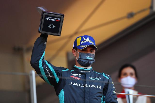 画像1: ジャガー・レーシング、フォーミュラE世界選手権シーズン7 第7戦 モナコ・グランプリ ミッチ・エバンスが3位で今シーズン3度目の表彰台を獲得