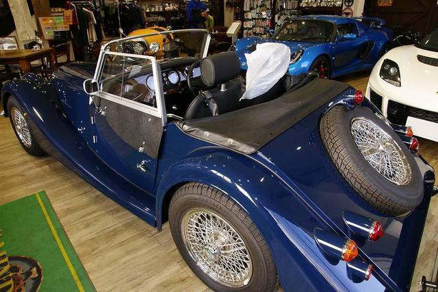 画像9: 英国車の正規ディーラー「ACマインズ」さんへ訪問