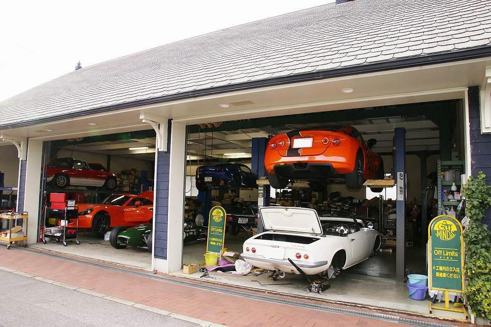 画像3: 英国車の正規ディーラー「ACマインズ」さんへ訪問