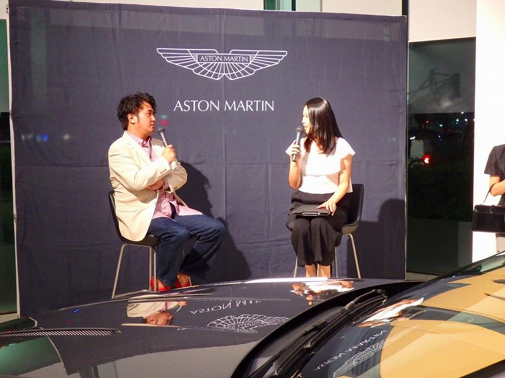 画像13: 車と人が一緒に枯れることができる唯一のスーパーカー、それがアストンマーティン by Tomoyuki Shimada