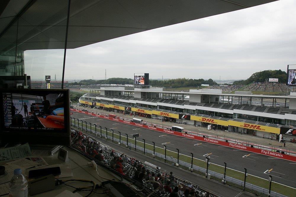 画像4: F1に来たらラジオ放送がオススメ!