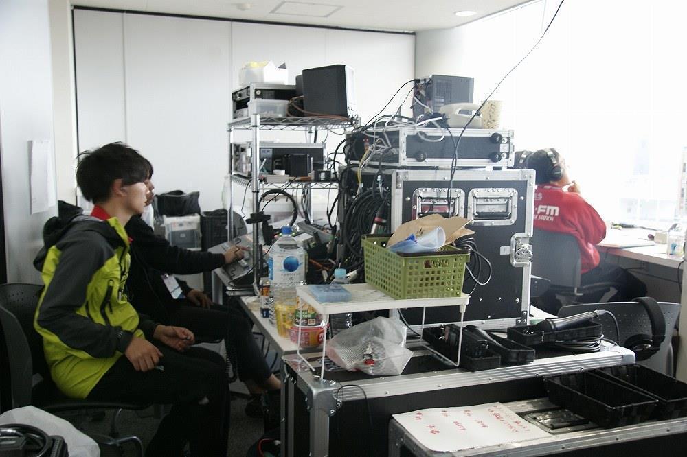 画像3: F1に来たらラジオ放送がオススメ!