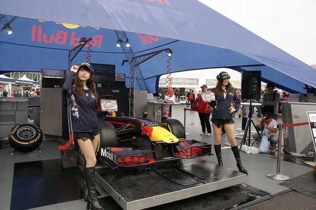 画像5: レース観戦