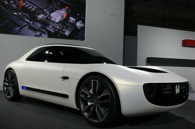 画像: Honda Sports EV Concept ホンダ・スポーツ・イーブイ・コンセプト