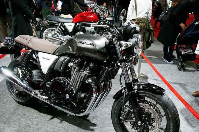 画像: CB1100 RS Customized Concept