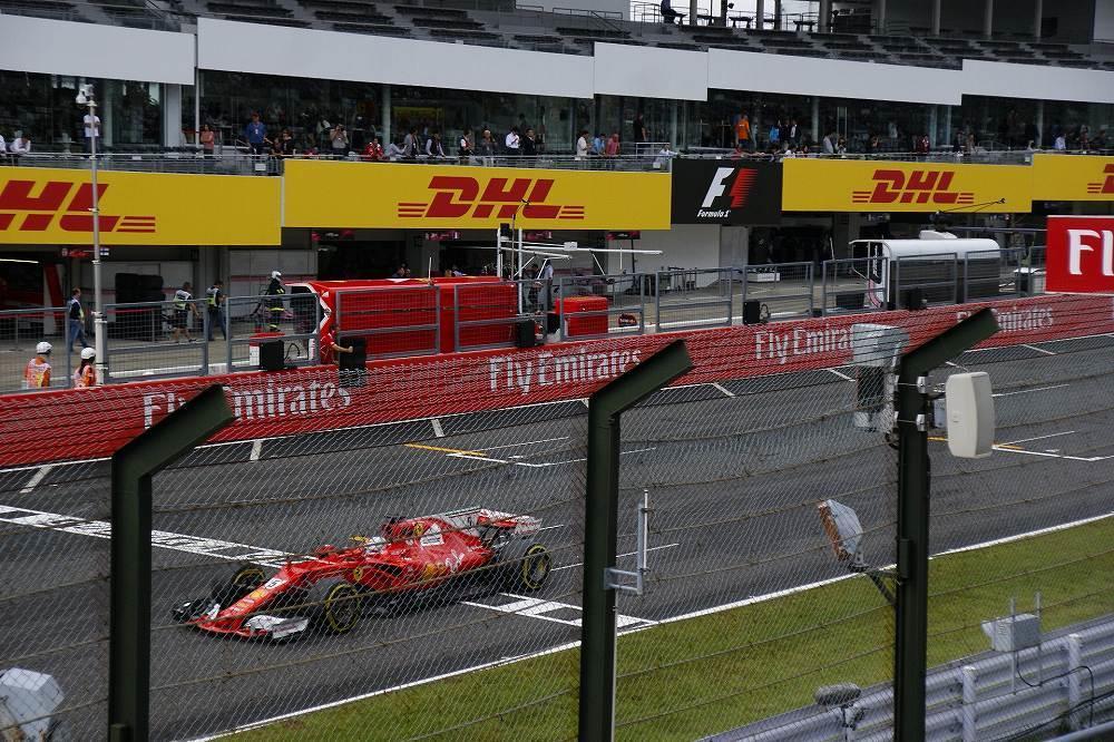 画像3: レース観戦