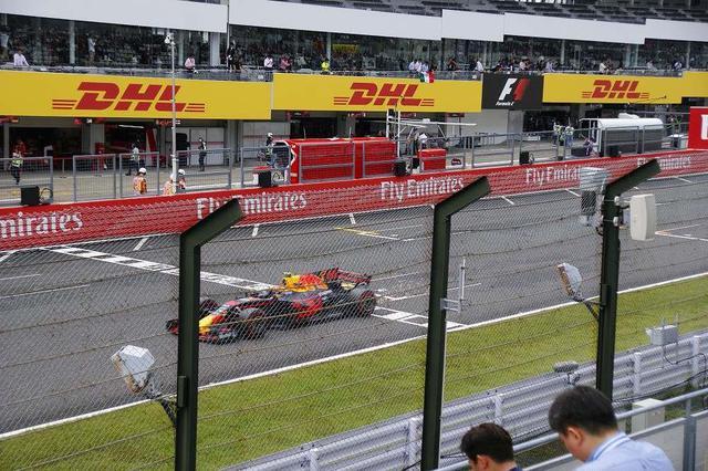 画像4: レース観戦