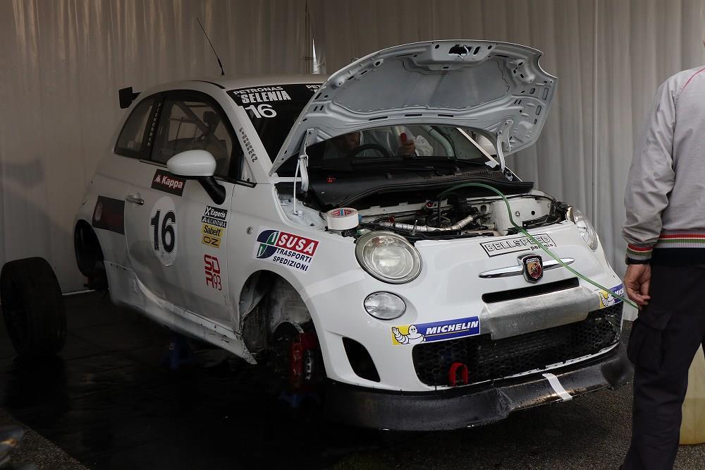 画像3: OZ Racing イタリア取材 第5部 トロフェオアバルトレース観戦|CARCLE MAGAZINE
