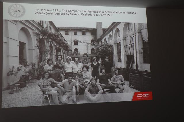 画像2: OZの歴史と取り組み、レースでの実績について知る