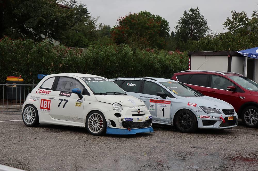 画像3: レース準備