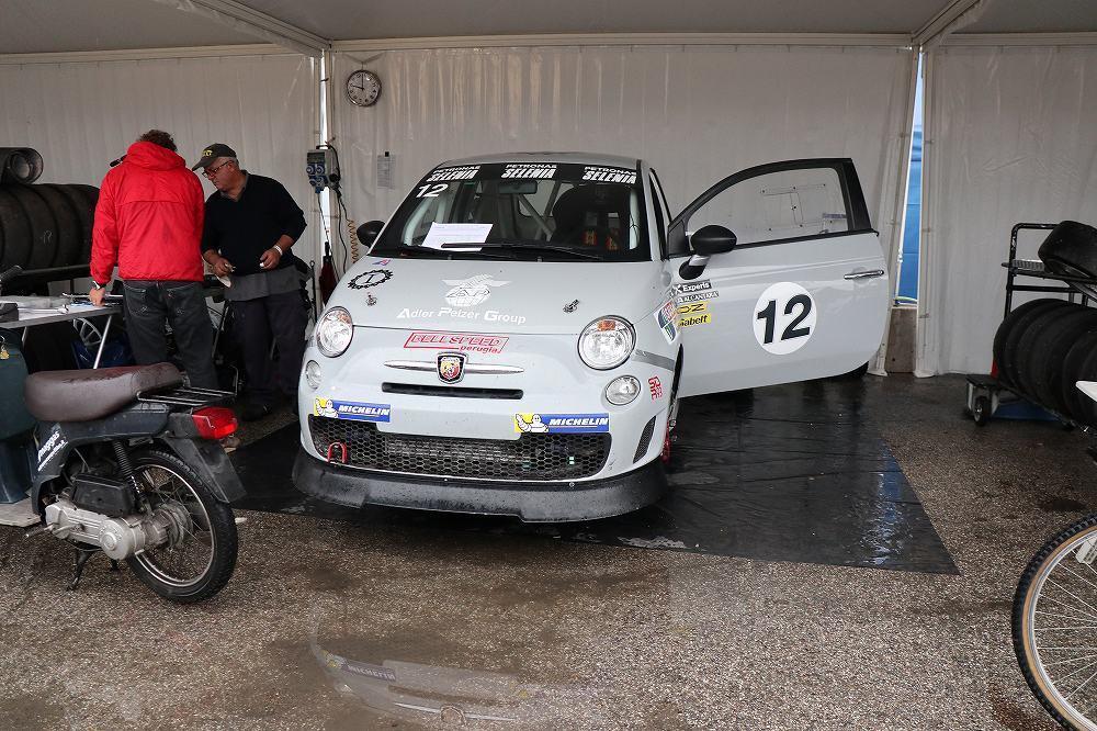 画像4: OZ Racing イタリア取材 第5部 トロフェオアバルトレース観戦|CARCLE MAGAZINE