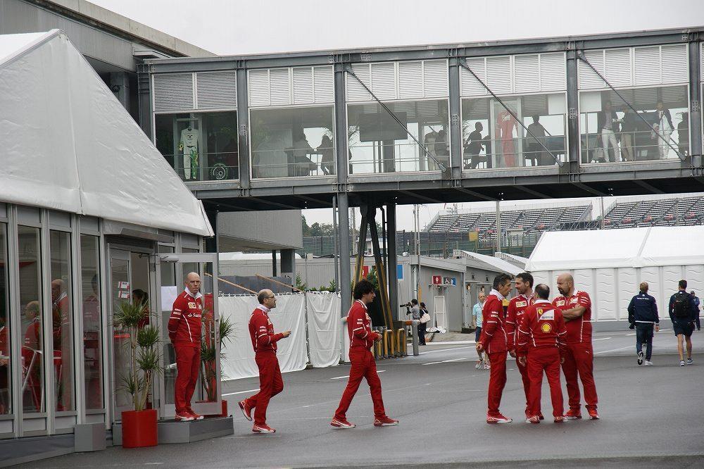 画像: F1日本グランプリ~パドックに潜入~|イベントレポート - carcleCOVO