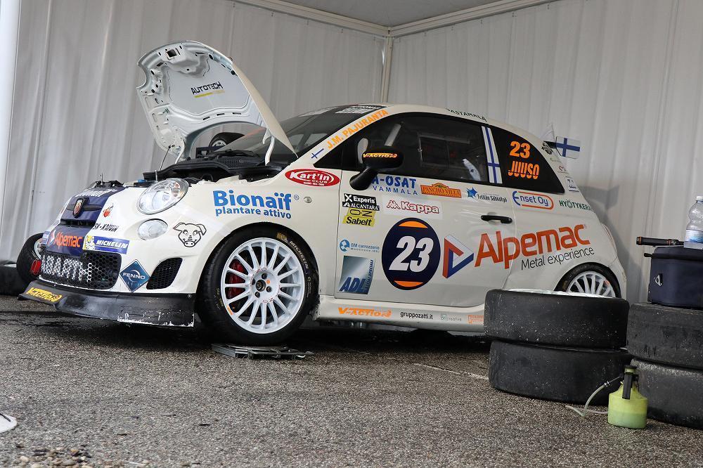 画像5: OZ Racing イタリア取材 第5部 トロフェオアバルトレース観戦|CARCLE MAGAZINE