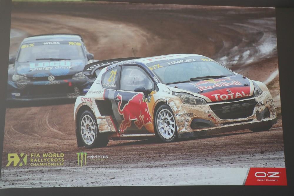 画像19: OZの歴史と取り組み、レースでの実績について知る
