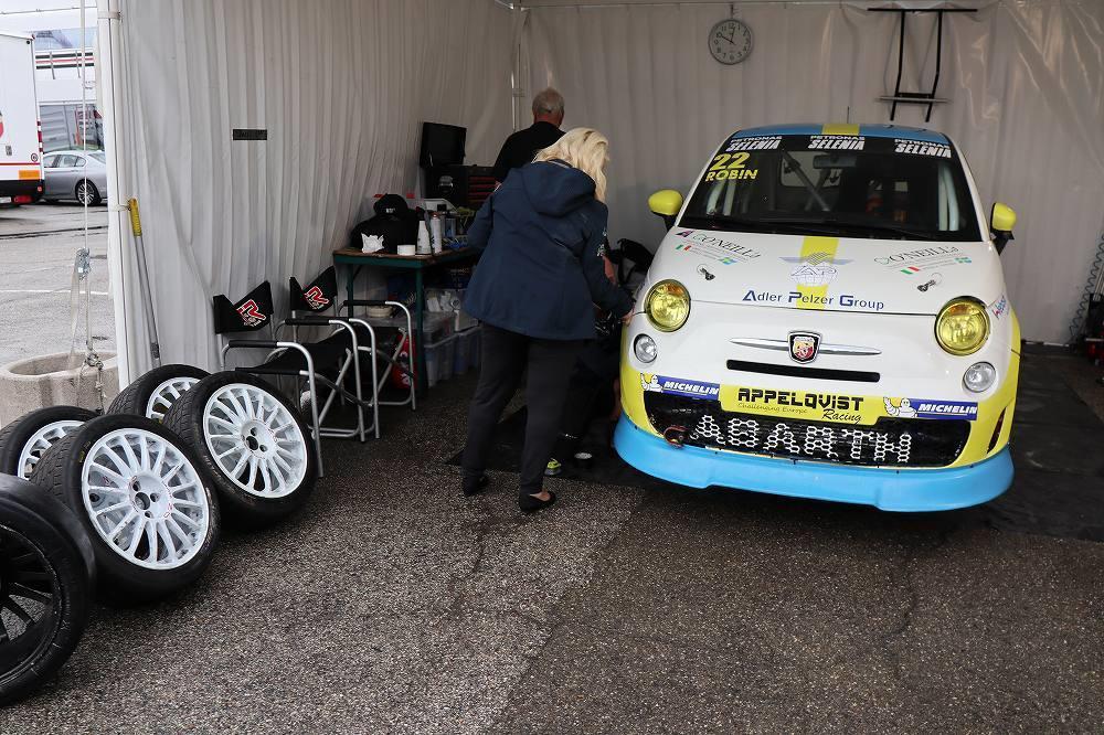 画像6: OZ Racing イタリア取材 第5部 トロフェオアバルトレース観戦|CARCLE MAGAZINE