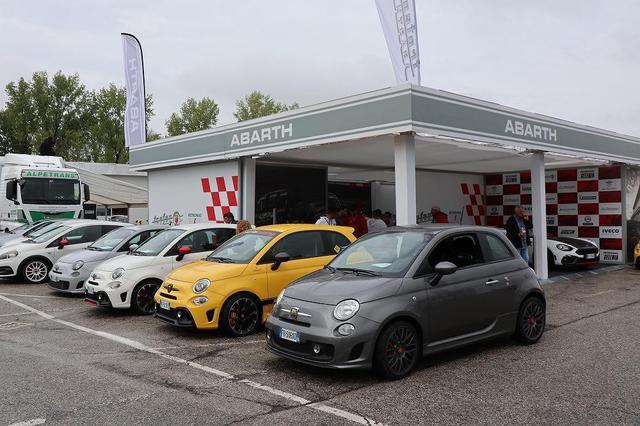 画像: OZ Racing イタリア取材 第6部 イタリアのアバルトファン|CARCLE MAGAZINE - carcleCOVO