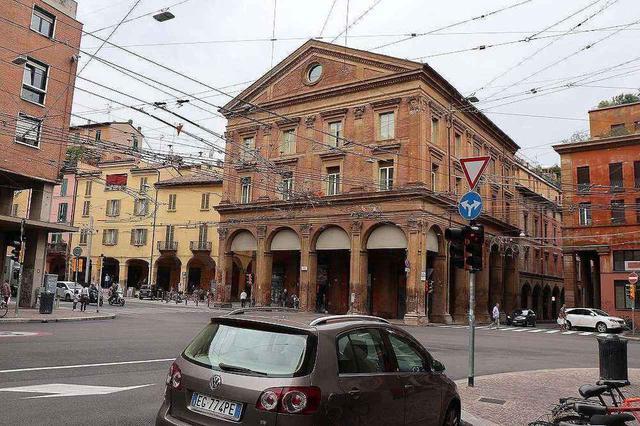 画像1: ボローニャ観光
