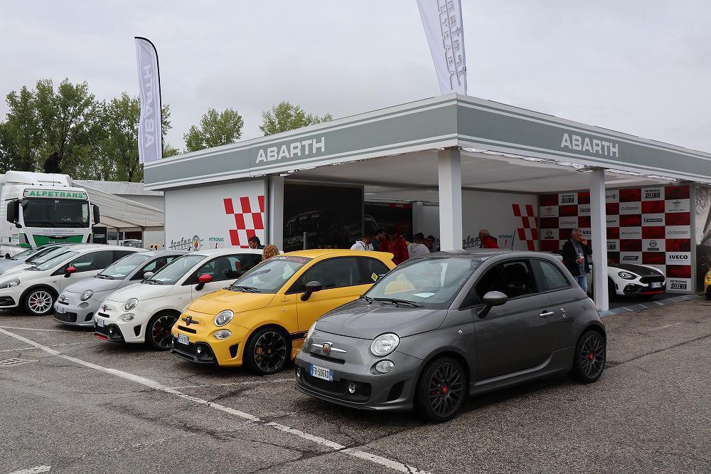 画像: OZ Racing イタリア取材 第6部 イタリアのアバルトファン CARCLE MAGAZINE - carcleCOVO
