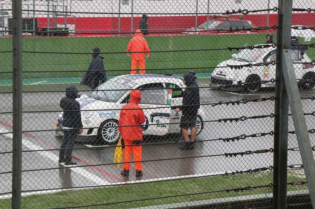 画像2: レース