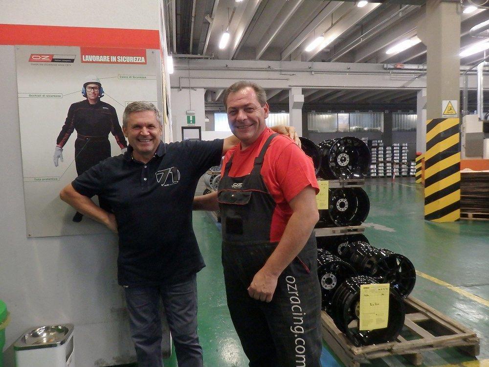 画像: OZ Racing イタリア取材 第4部 OZ本社で働く人々の紹介|CARCLE MAGAZINE - carcleCOVO