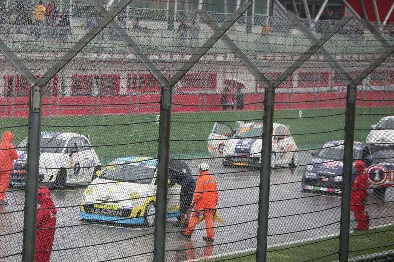 画像1: レース