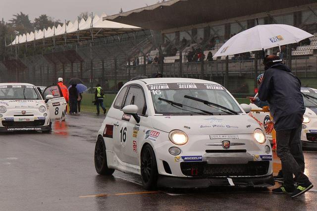 画像: OZ Racing イタリア取材 第5部 トロフェオアバルトレース観戦 CARCLE MAGAZINE - carcleCOVO
