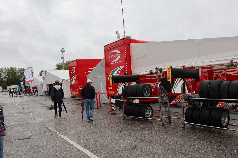 画像9: OZ Racing イタリア取材 第5部 トロフェオアバルトレース観戦|CARCLE MAGAZINE