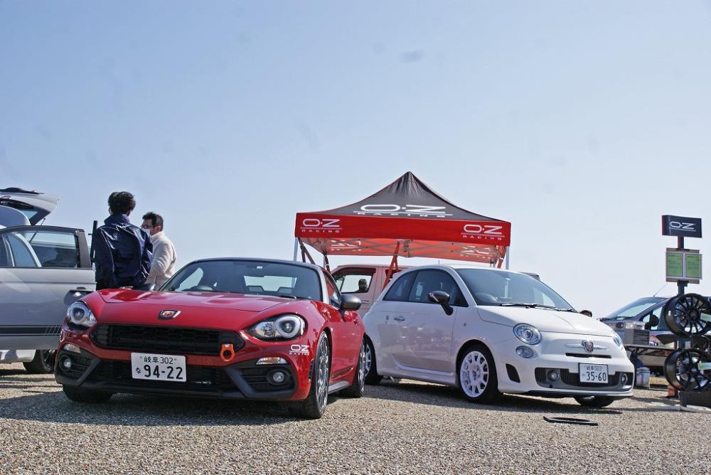 画像: FIAT&アバルトファンブックミーティング in 浜名湖ガーデンパーク 出展者編 - carcleCOVO