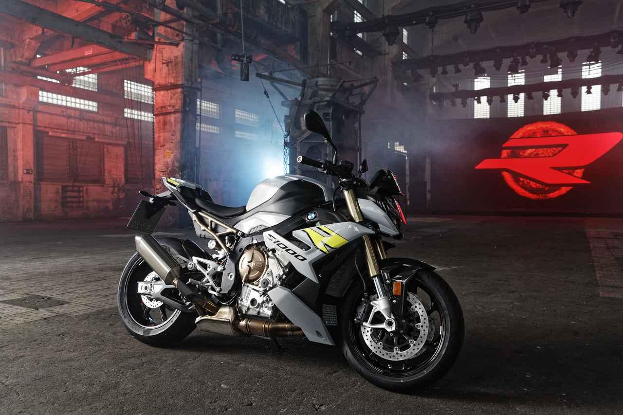 画像1: 新型BMW S 1000 R発表 大幅な軽量化を実現した新開発の並列4気筒エンジンを搭載