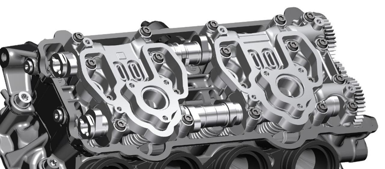 画像3: 新型BMW S 1000 R発表 大幅な軽量化を実現した新開発の並列4気筒エンジンを搭載