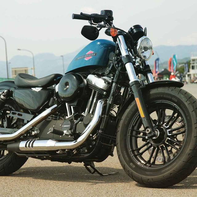 画像1: Harley Davidson スポーツスター XL1200X
