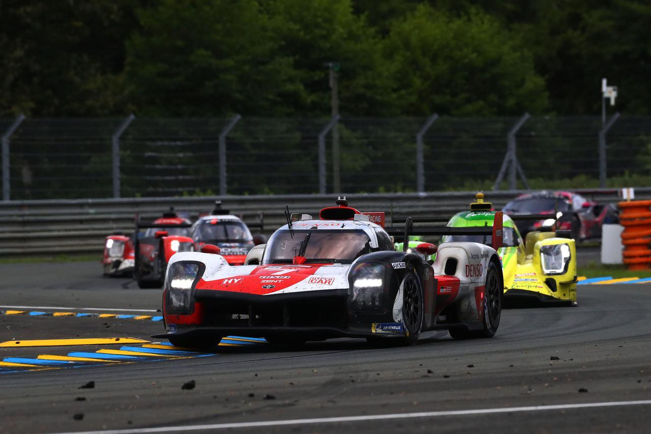 画像5: TOYOTA GAZOO Racing  1-2フィニッシュでル・マン4連覇!