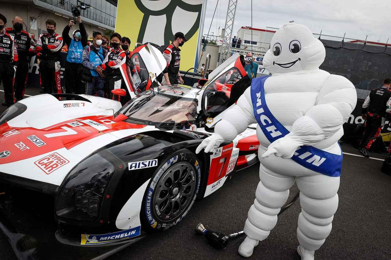 画像8: TOYOTA GAZOO Racing  1-2フィニッシュでル・マン4連覇!