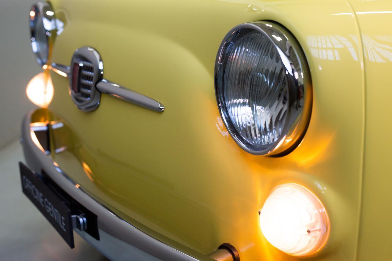 画像4: チンクエチェント博物館、「FIAT 500ev」  プロダクトモデル第1号車が完成