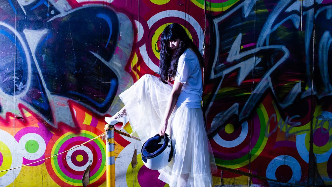 画像3: 白いTシャツと黒いバイク。  Tokyo Motorcycle Art Show を開催