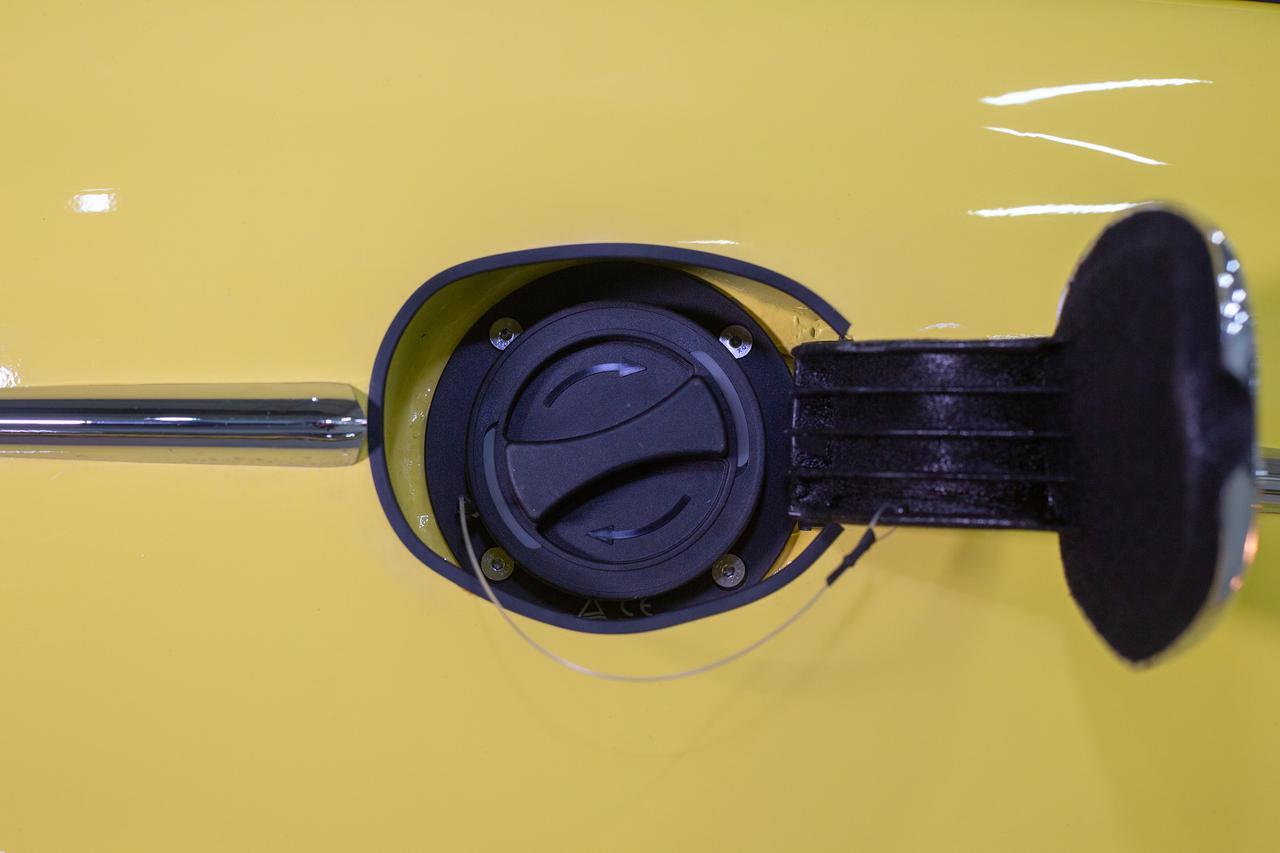 画像7: チンクエチェント博物館、「FIAT 500ev」  プロダクトモデル第1号車が完成