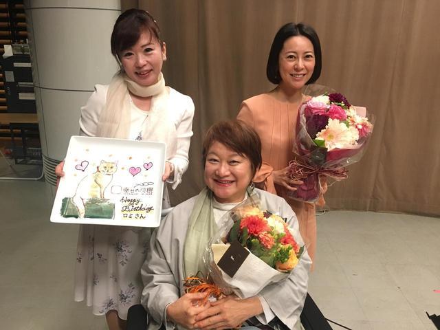 """画像: 5月19日放送 """"ダメだし""""より""""励まし"""""""