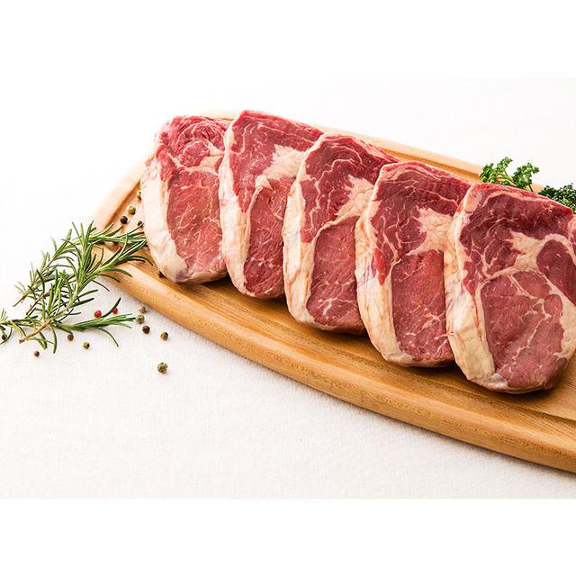 画像: 【オメガ3】ニュージーランド産牧草牛リブアイ(リブロース)-リナーシェマルシェ
