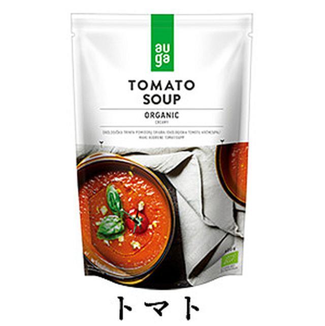 画像: AUGAオーガニックトマトスープ400g 3個セット-リナーシェマルシェ