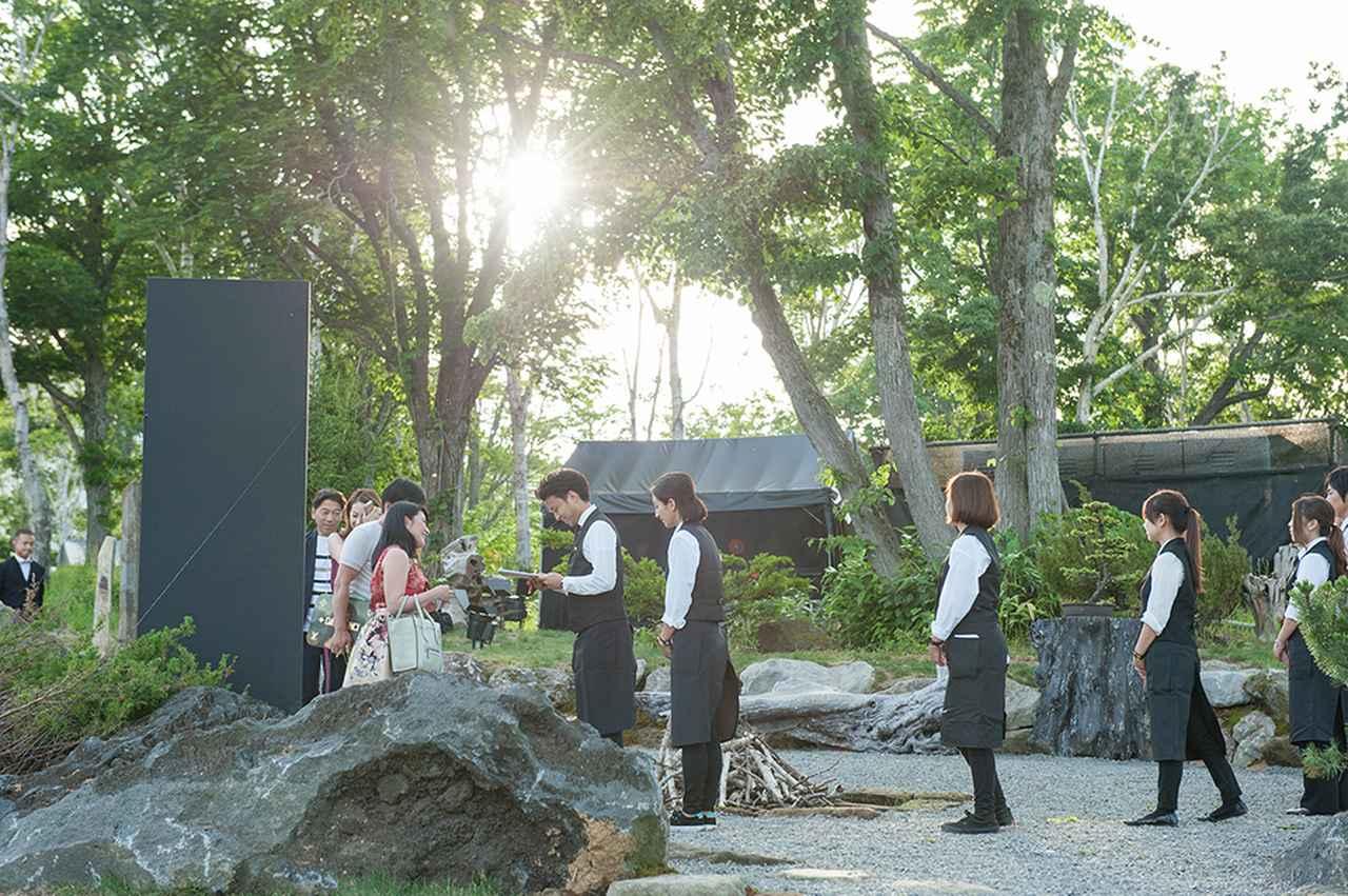 Images : 2番目の画像 - 「鬼才、徳吉洋二が 「ダイニングアウト」で表現した 北海道・ニセコの大自然」のアルバム - T JAPAN:The New York Times Style Magazine 公式サイト