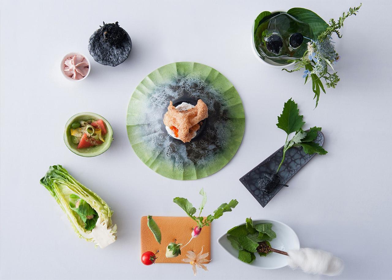 Images : 4番目の画像 - 「鬼才、徳吉洋二が 「ダイニングアウト」で表現した 北海道・ニセコの大自然」のアルバム - T JAPAN:The New York Times Style Magazine 公式サイト