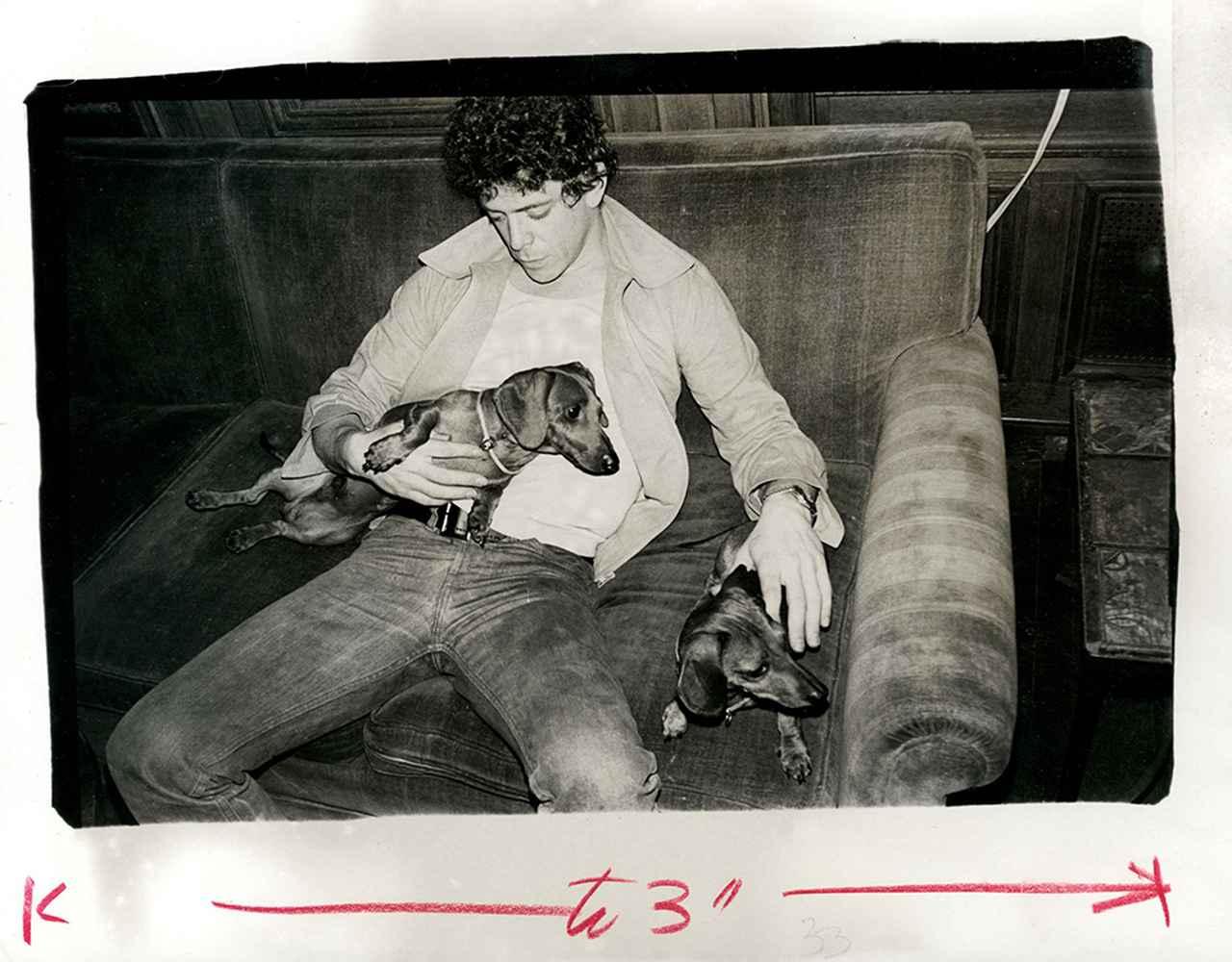 Images : 8番目の画像 - 「アンディ・ウォーホル 未発表のポートレイト写真」のアルバム - T JAPAN:The New York Times Style Magazine 公式サイト