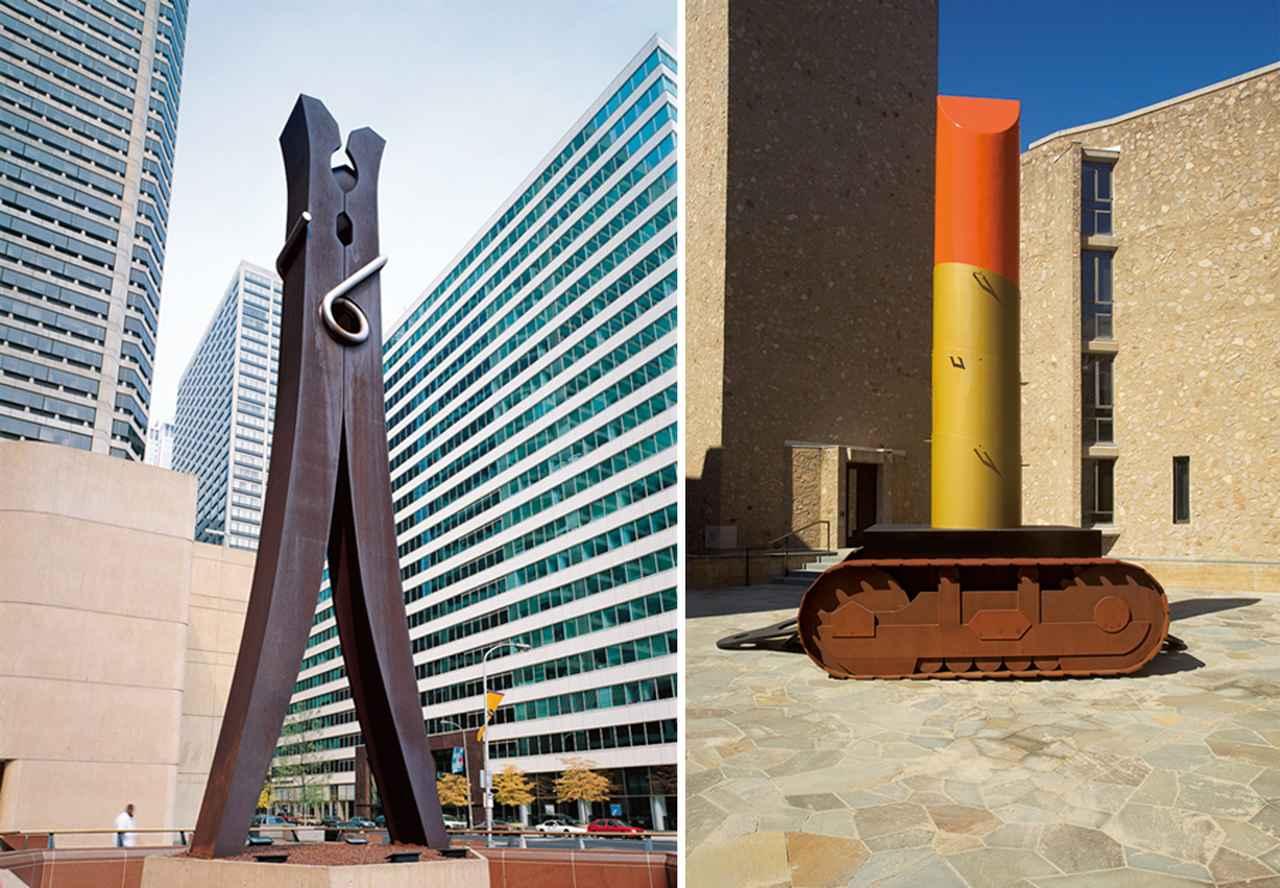 """画像 : 9番目の画像 - 「ポップアートの""""挑発者"""" 彫刻家、クレス・オルデンバーグ<前編>」のアルバム - T JAPAN:The New York Times Style Magazine 公式サイト"""