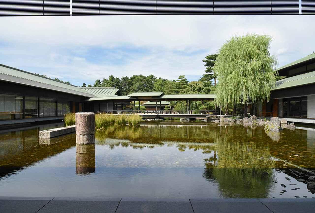 """Images : 2番目の画像 - 「一級の伝統芸能を 国賓気分で味わう 京都迎賓館の""""おもてなし""""」のアルバム - T JAPAN:The New York Times Style Magazine 公式サイト"""