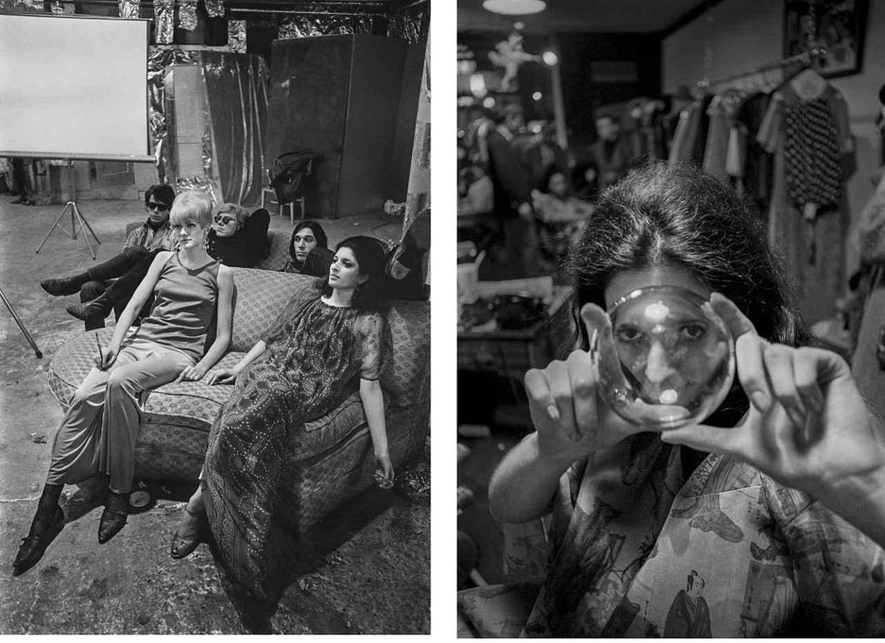 Images : 3番目の画像 - 「ラリー・フィンクが撮った 「ウォーホルと政治と ファッションの時代」」のアルバム - T JAPAN:The New York Times Style Magazine 公式サイト