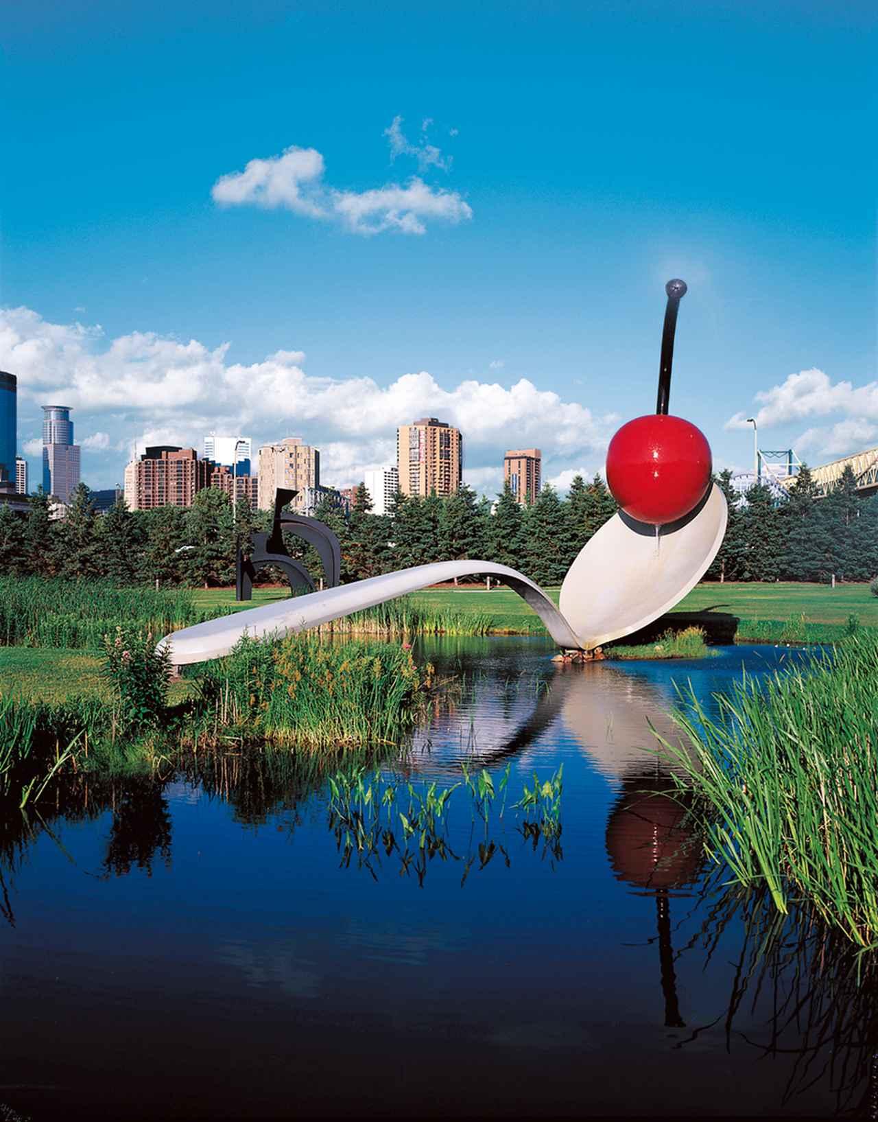 "Images : 12番目の画像 - 「ポップアートの""挑発者"" 彫刻家、クレス・オルデンバーグ<前編>」のアルバム - T JAPAN:The New York Times Style Magazine 公式サイト"