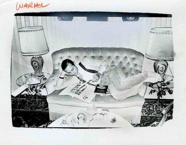 画像4: アンディ・ウォーホル 未発表のポートレイト写真