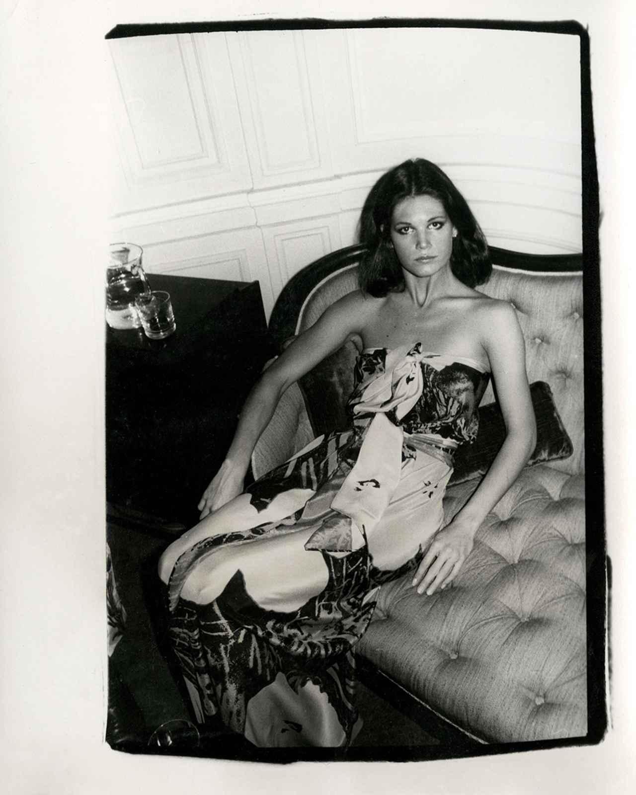 Images : 11番目の画像 - 「アンディ・ウォーホル 未発表のポートレイト写真」のアルバム - T JAPAN:The New York Times Style Magazine 公式サイト