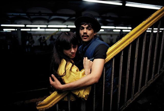 画像: ブルース・デヴィッドソンの『サブウェイ』(1980年) © BRUCE DAVIDSON/MAGNUM PHOTOS